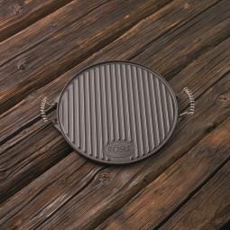 Grillplatte rund 40 cm
